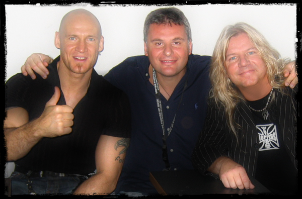 Primal fear + frontiers