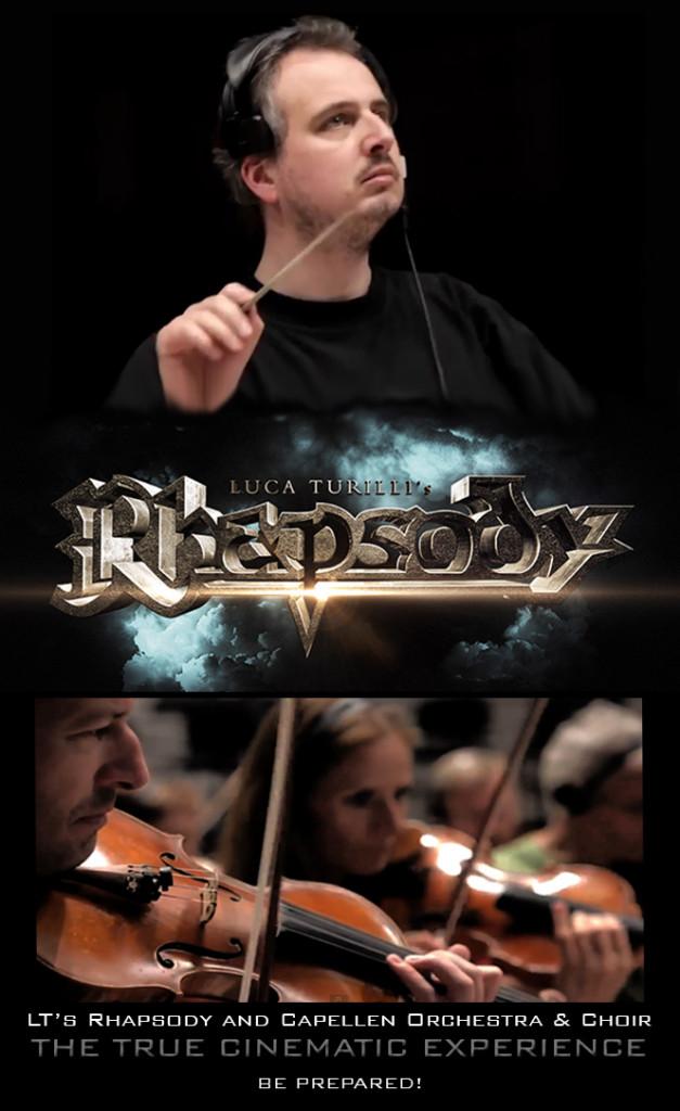 RHAPSODY-CAPELLEN PROMO