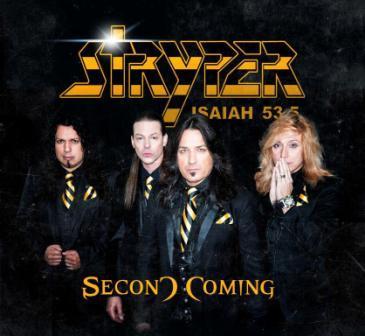 STRYPER COVER