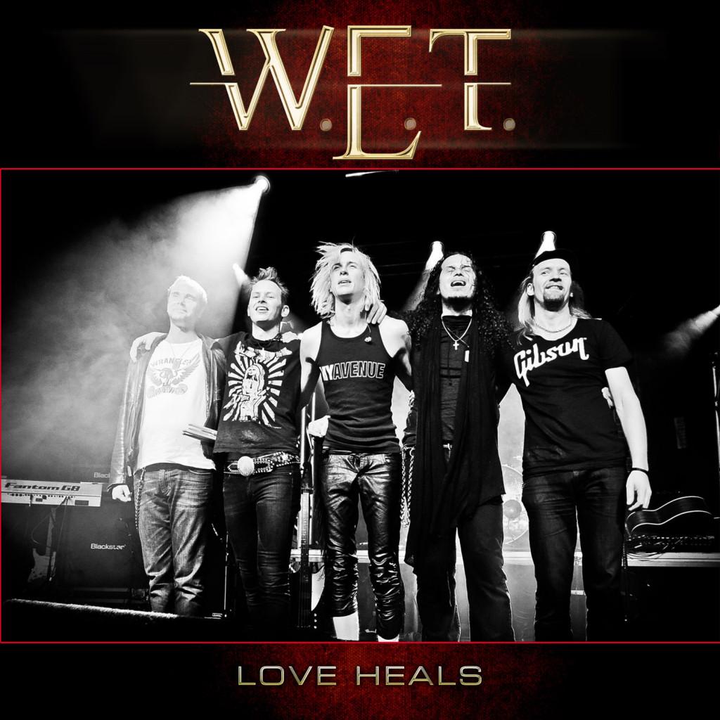 WET love heals