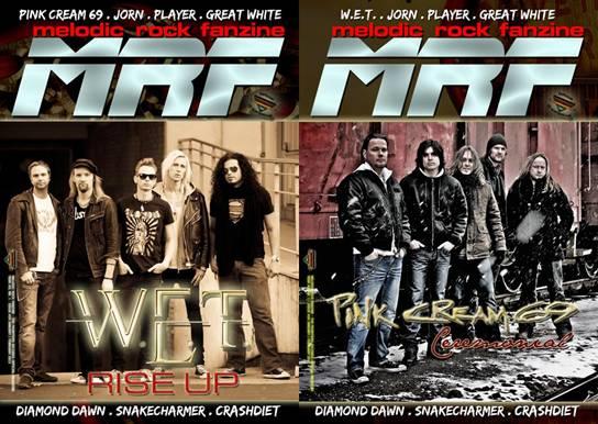 melodic rock fanzine 2