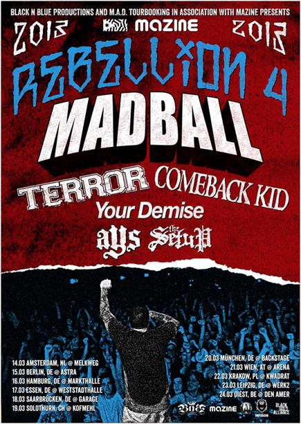 rebellion tour 4