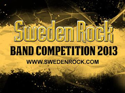 sweden rock competition