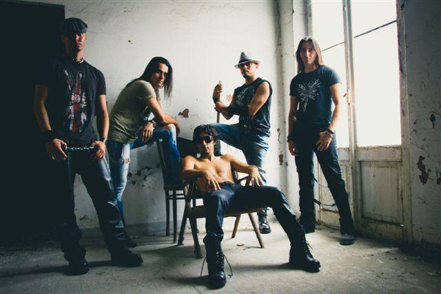 Motorfingers band