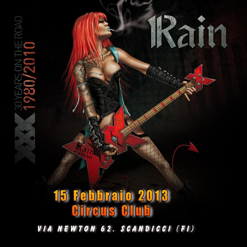 rain 15 Febbraio