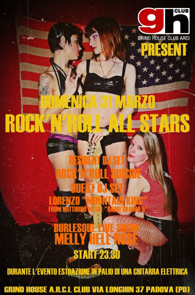 ALL STARS ROCK'N'ROLL II