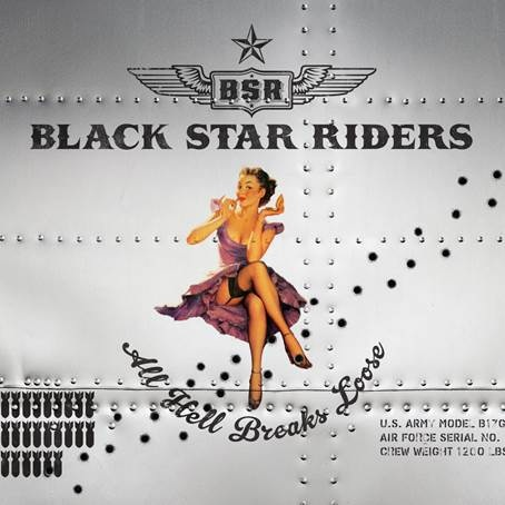 black star riders cover