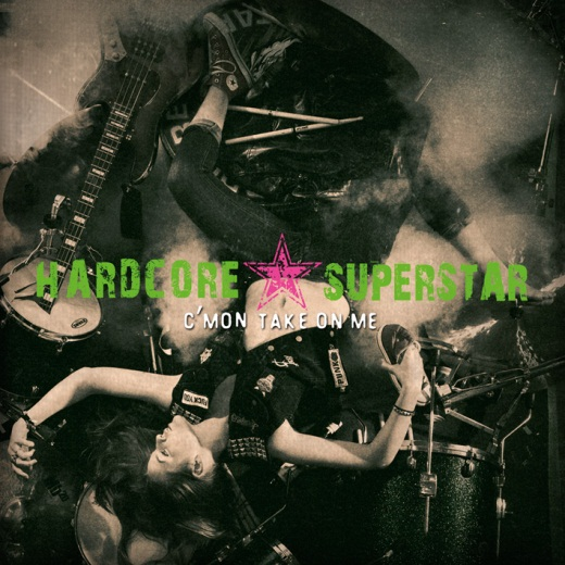 hardcore superstar cover