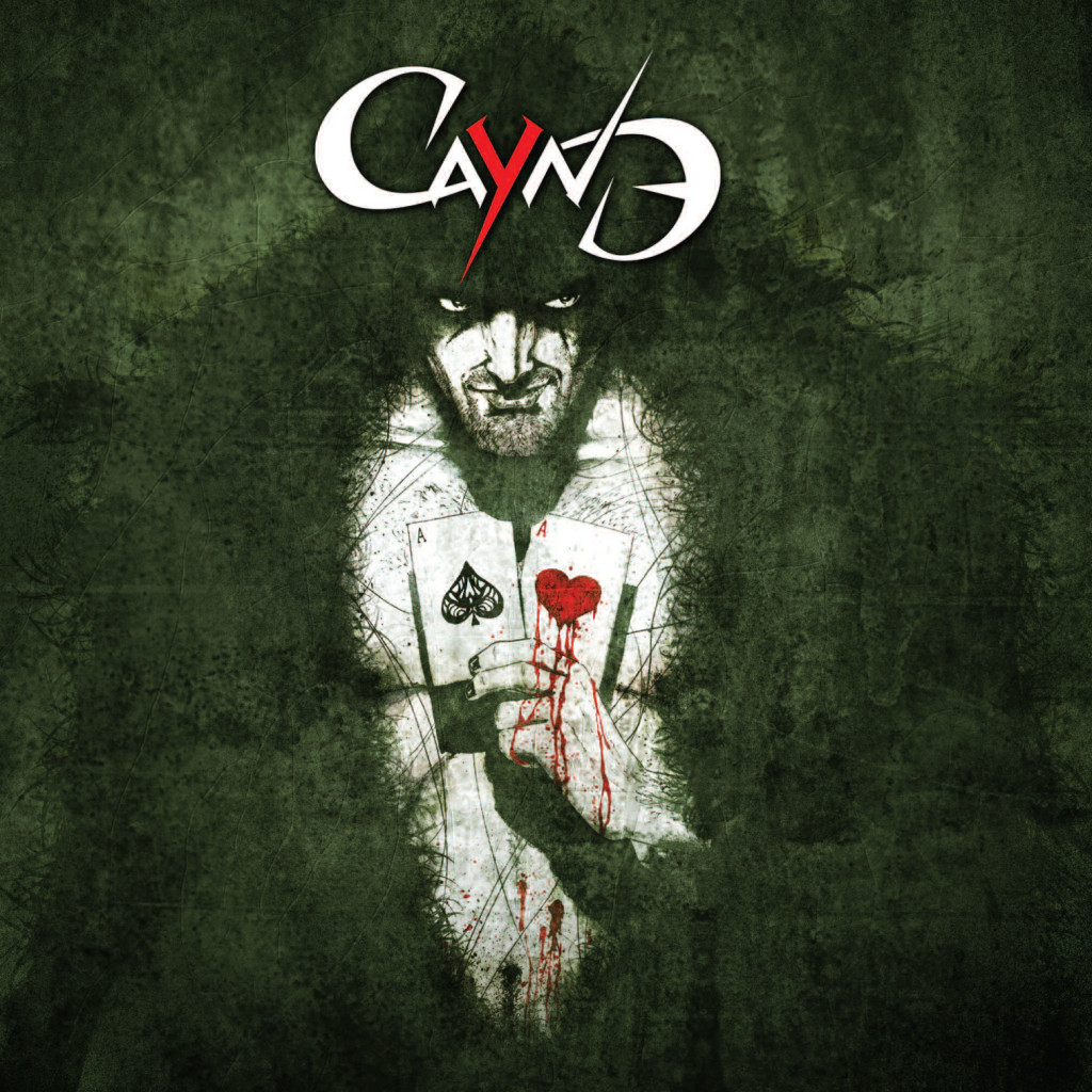Cayne Coverart