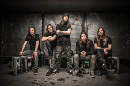 children of bodom making of