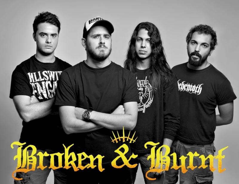 broken & burnt band