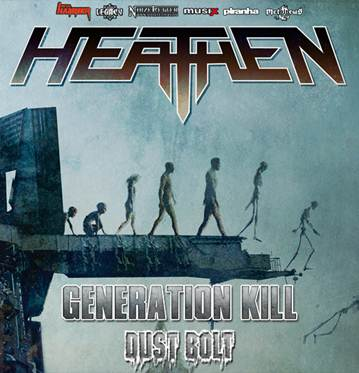 heathen tour
