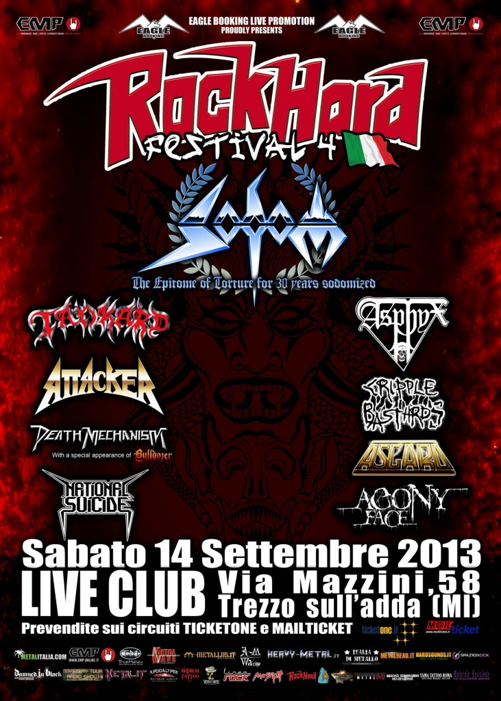 Rock Hard Festival 2013 Agg1