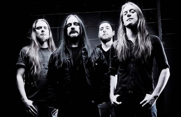 carcass single band