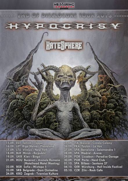 hypocrisy tour 2