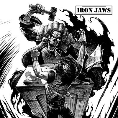 IronJaws cover