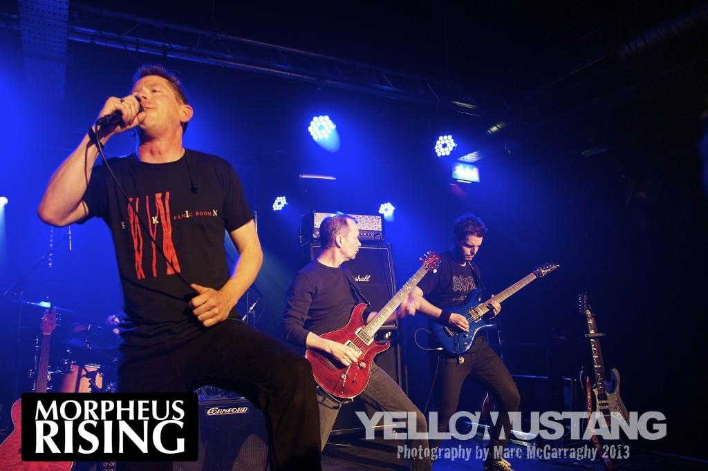 Morpheus Rising Live Promo v2