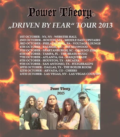 power theory Tourflyer