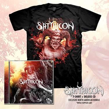 satyricon tshirt