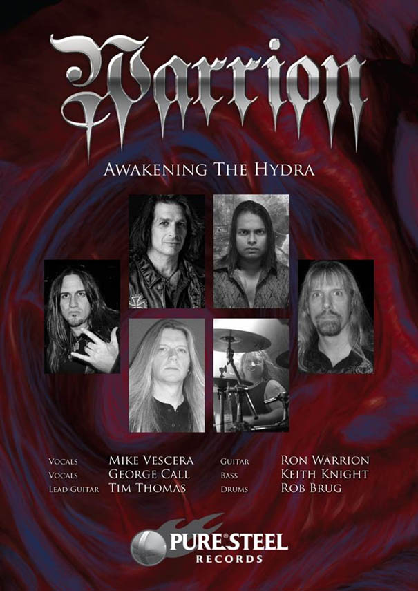 WarrionAwakeningTheHydra band