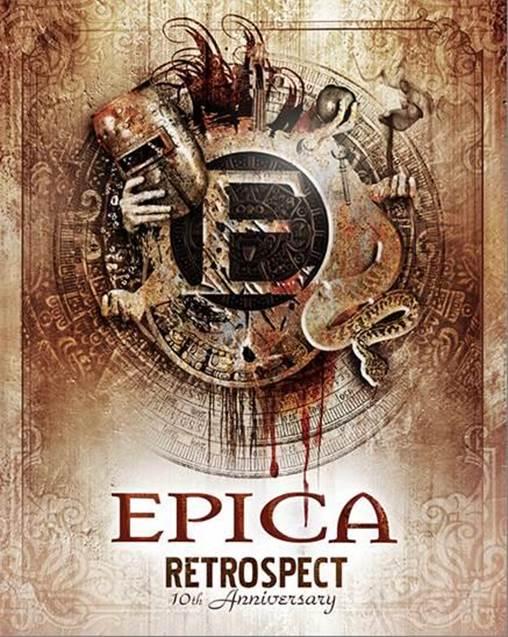 epica retrospect cover