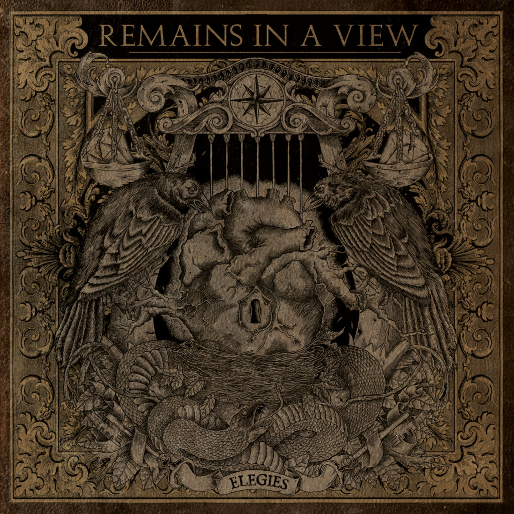 REMAINS IN A VIEW artwork