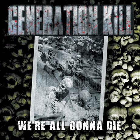 generation kill cover