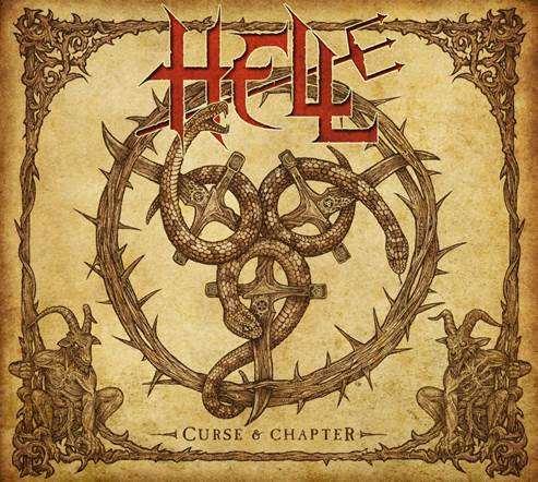 hell cover lp