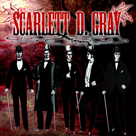 SCARLETT D. GRAY cover