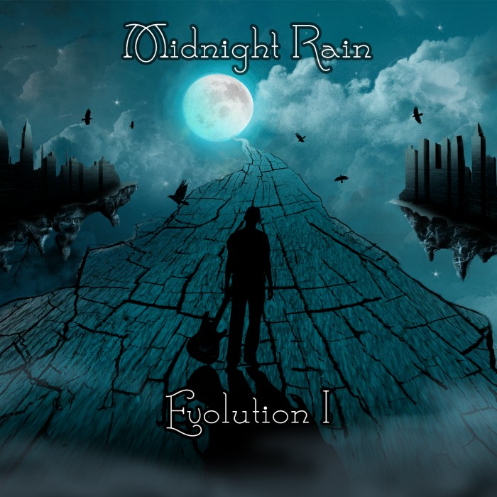 Midnight rain Evolution I - front cover.p