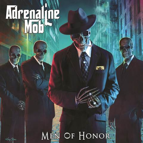 adrenalin mob cover