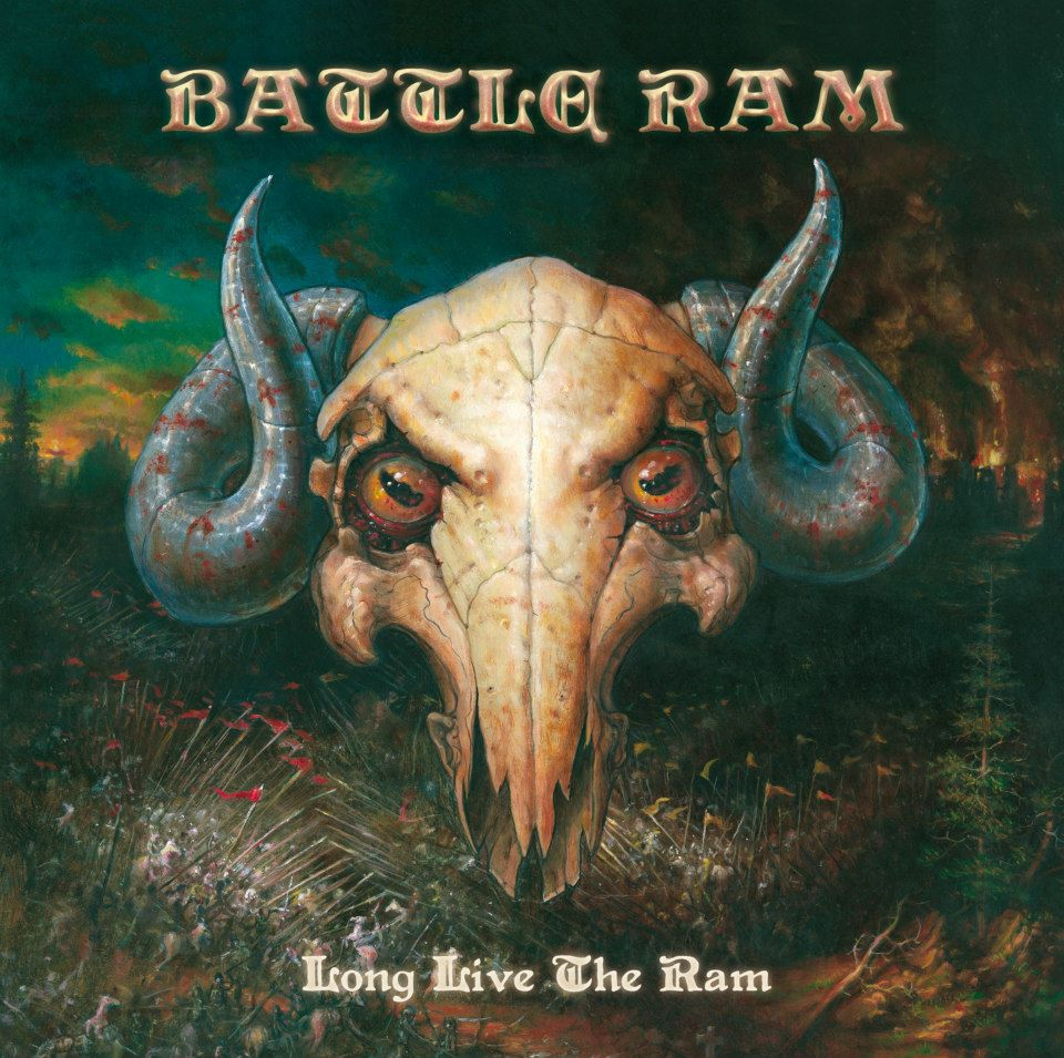 battle ram cover