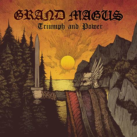 grand magus single