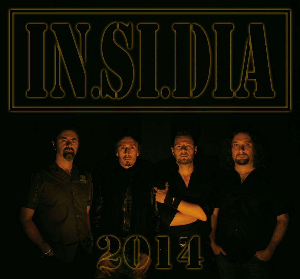 Insidia line up 2014