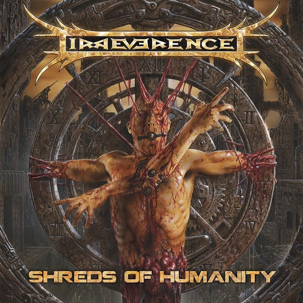 SHREDS OF HUMANITY - Official Cover