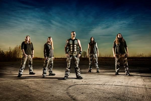 sabaton - heroes band