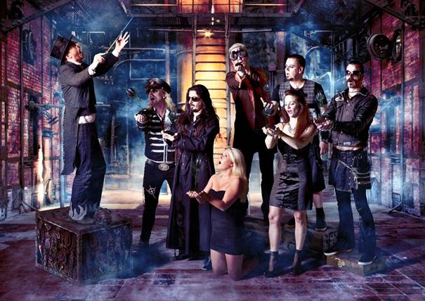 therion dvd